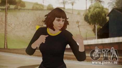 GTA Online - Custom Girl (Lowrider DLC Clothes) pour GTA San Andreas