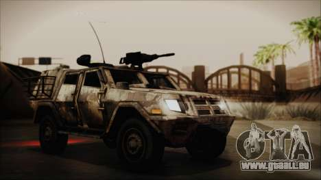 Joint Light Tactical Vehicle für GTA San Andreas