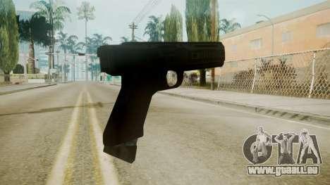 GTA 5 Tec9 für GTA San Andreas zweiten Screenshot