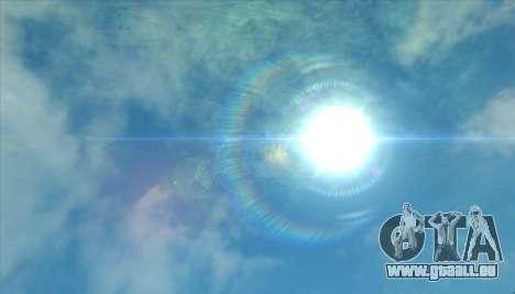 Cleo SkyBox für GTA San Andreas her Screenshot