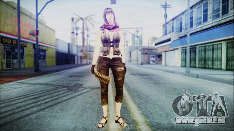 Mila from Counter Strike v2 für GTA San Andreas zweiten Screenshot