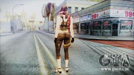 Mila from Counter Strike v2 für GTA San Andreas dritten Screenshot