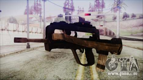 Famas G2 für GTA San Andreas