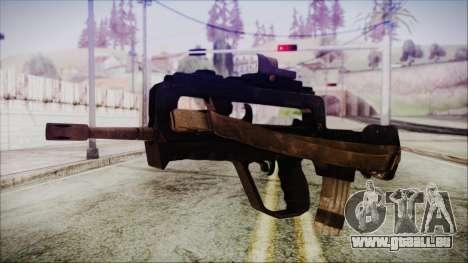 Famas G2 pour GTA San Andreas
