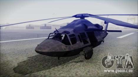 UH-80 Ghost Hawk für GTA San Andreas
