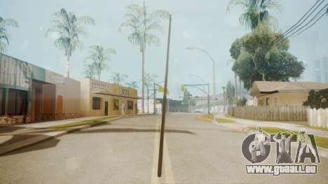 GTA 5 Pool Cue für GTA San Andreas zweiten Screenshot