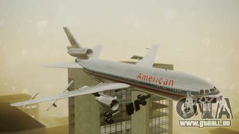 DC-10-10 American Airlines Luxury Liner pour GTA San Andreas