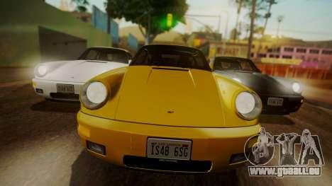 RUF CTR Yellowbird (911) 1987 HQLM für GTA San Andreas
