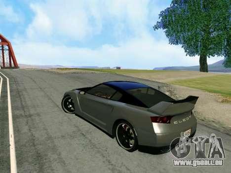 Anti-Lag Enb (Faible PC) pour GTA San Andreas deuxième écran