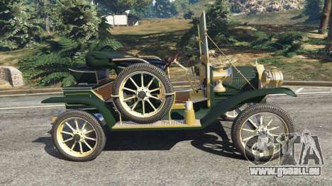 Ford Model T [one color] pour GTA 5