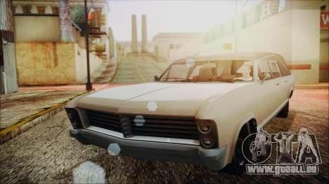 GTA 5 Albany Lurcher für GTA San Andreas