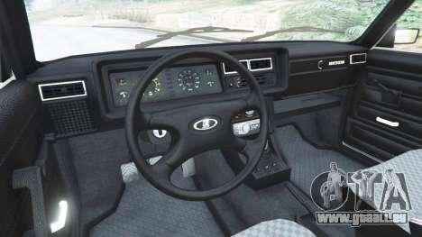 GTA 5 VAZ-2107 [Riva] rechte Seitenansicht