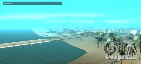 SampGUI Violet pour GTA San Andreas deuxième écran