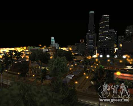 Project 2dfx 2015 pour GTA San Andreas cinquième écran