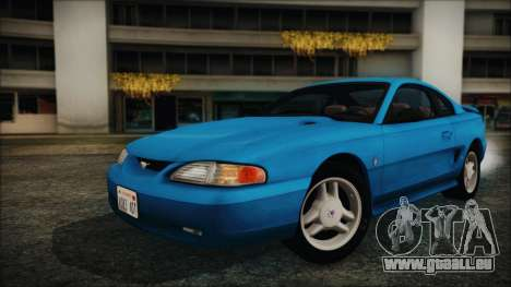 Ford Mustang GT 1993 v1.1 pour GTA San Andreas