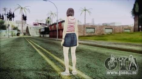 Ellen Silent Hill 4 für GTA San Andreas dritten Screenshot
