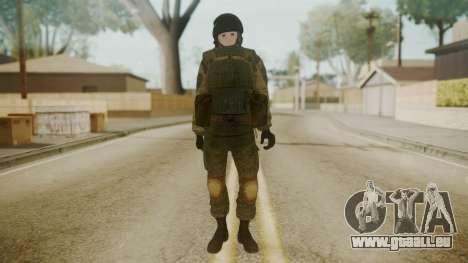 Spetsnaz Operator - 2010s für GTA San Andreas