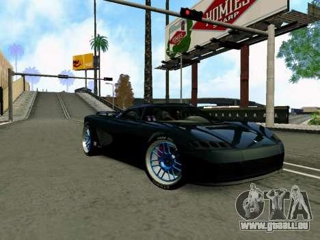 Anti-Lag Enb (Faible PC) pour GTA San Andreas quatrième écran