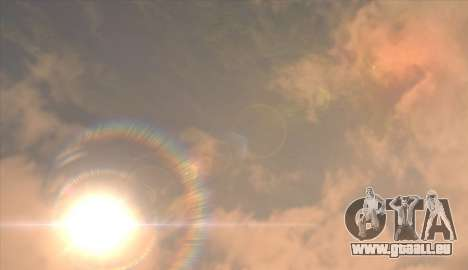 Cleo SkyBox für GTA San Andreas dritten Screenshot