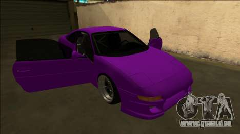 Toyota MR2 Drift für GTA San Andreas Motor