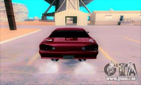 Elegy From Life pour GTA San Andreas vue de droite