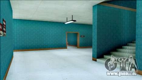 New Interior for SFPD pour GTA San Andreas cinquième écran