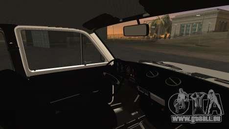 VAZ 2121 Niva 1600 für GTA San Andreas zurück linke Ansicht