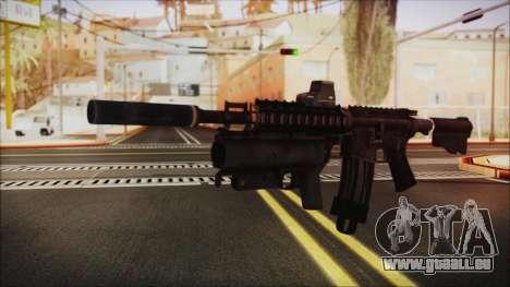 M4 SpecOps pour GTA San Andreas