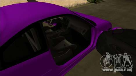 Toyota MR2 Drift pour GTA San Andreas vue de côté