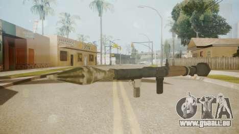 GTA 5 Rocket Launcher für GTA San Andreas