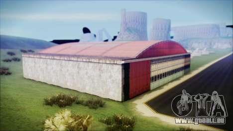 HD Desert Hangar Mipmapped pour GTA San Andreas