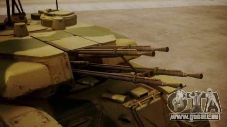 ZSU-23-4 Shilka pour GTA San Andreas vue de droite