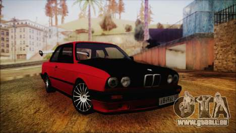 BMW M3 E30 Coupe Drift pour GTA San Andreas