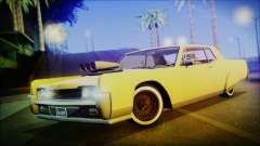 GTA 5 Vapid Chino Hydraulic Version IVF für GTA San Andreas