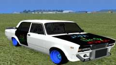 VAZ 2105 Bq Final pour GTA San Andreas