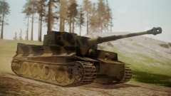 Panzerkampfwagen VI Tiger Ausf. H1 No Interior