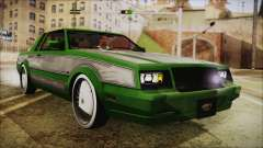 GTA 5 Faction LowRider DLC pour GTA San Andreas