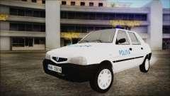 Dacia Solenza Politia
