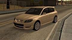 Mazda 3 MPS Tunable