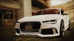 Audi RS7 Sportback 2015 pour GTA San Andreas