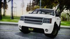 GTA 5 Declasse Granger FIB SUV pour GTA San Andreas