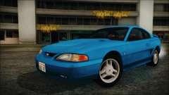 Ford Mustang GT 1993 v1.1 für GTA San Andreas