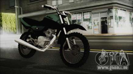 Zanella RX150 Cross pour GTA San Andreas