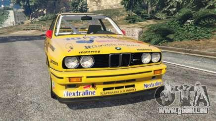 BMW M3 (E30) 1991 [10 strikes] v1.2 pour GTA 5