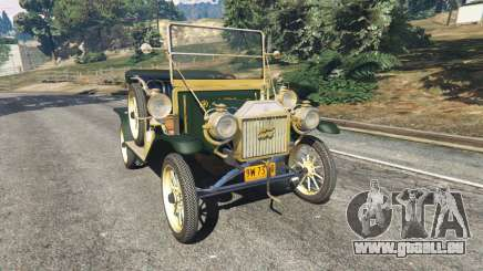 Ford Model T [one color] für GTA 5