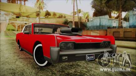 GTA 5 Vapid Chino Custom IVF für GTA San Andreas