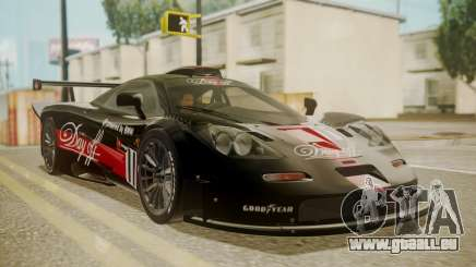 McLaren F1 GTR 1998 Day Off für GTA San Andreas