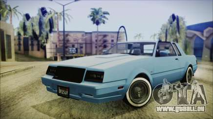 GTA 5 Willard Faction Custom IVF pour GTA San Andreas