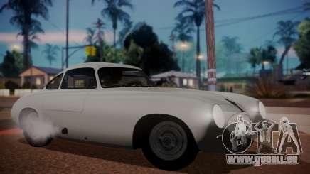 Mercedes-Benz 300 SL (W194) 1952 FIV АПП pour GTA San Andreas