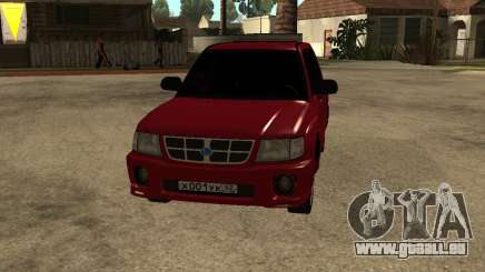 Subaru Forester 2006 für GTA San Andreas
